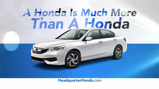 Much More Than A Honda