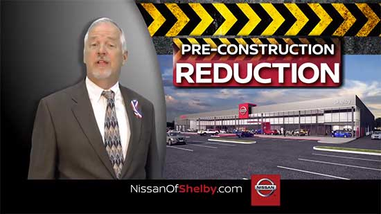 Pre-Construction Reduction