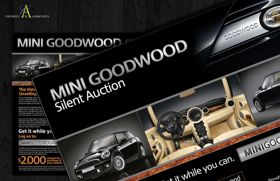 Mini Goodwood Silent Auction