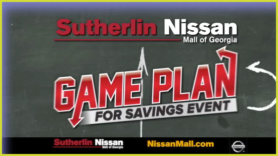 Game Plan For Savings Event