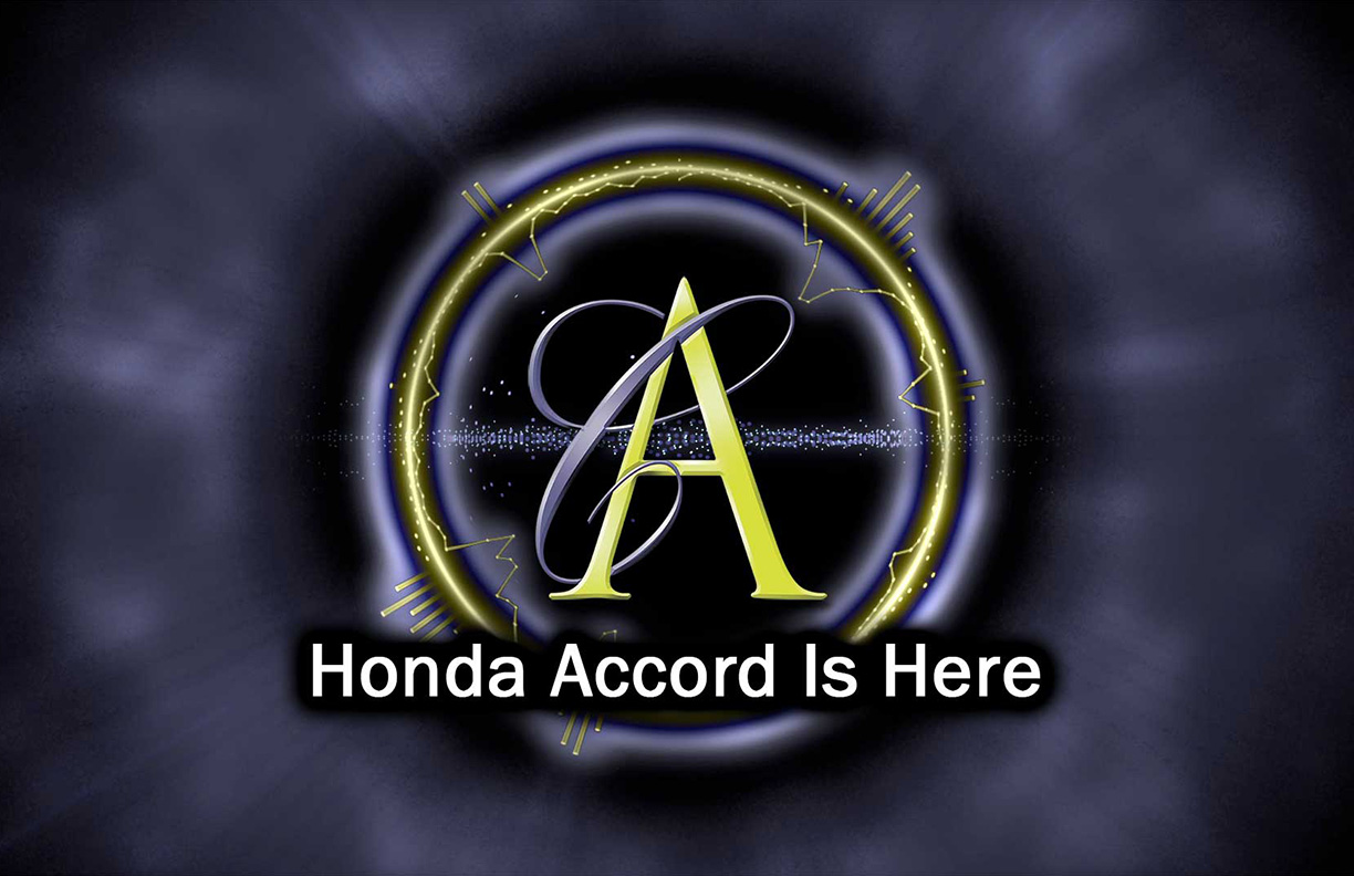 Honda Accord is Here